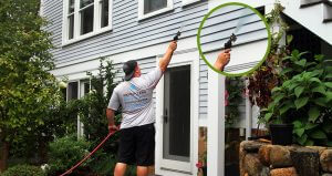 House Washing in Hingham, MA